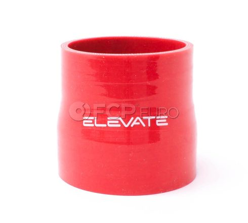 Volvo Performance Turbocharger Intercooler Hose (C30) - Elevate 260:10008-RED
