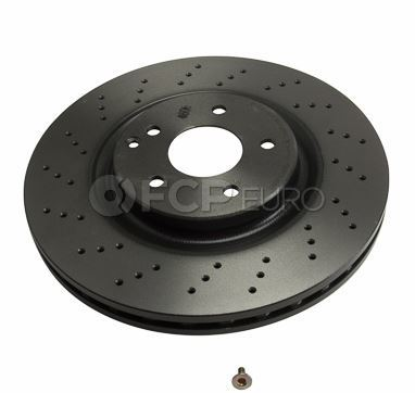 Mercedes Brake Disc - Brembo 2034211312