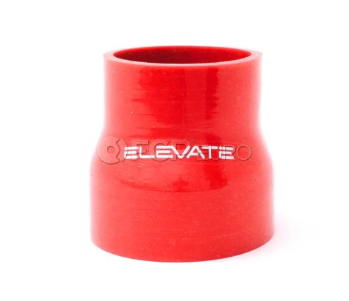 Volvo Performance Turbocharger Intercooler Hose (V50) - Elevate 260:10309-RED
