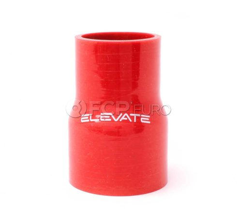 Volvo Performance Turbocharger Intercooler Hose (V50) - Elevate 260:10301-RED