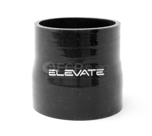Volvo Performance Turbocharger Intercooler Hose (V50) - Elevate 260:10308-BLACK
