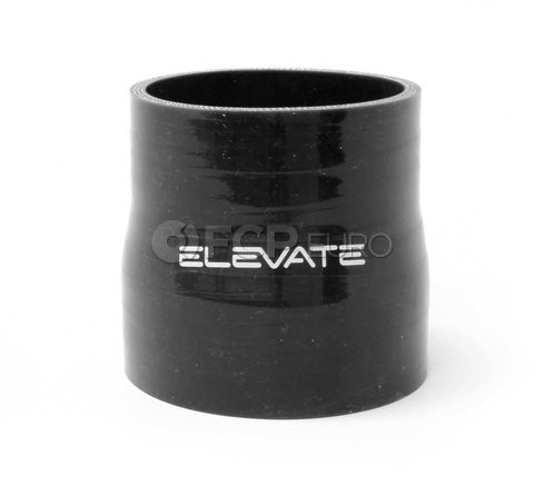 Volvo Performance Turbocharger Intercooler Hose (S40) - Elevate 260:10208-BLACK
