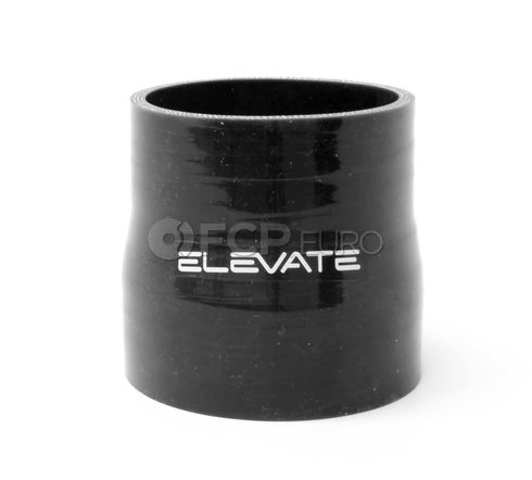 Volvo Performance Turbocharger Intercooler Hose (C30) - Elevate 260:10008-BLACK