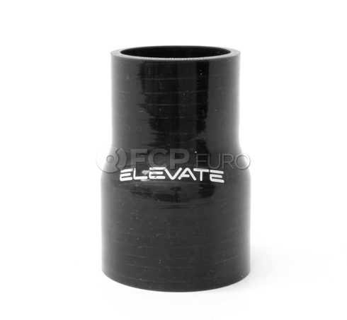 Volvo Performance Turbocharger Intercooler Hose (C30) - Elevate 260:10001-BLACK