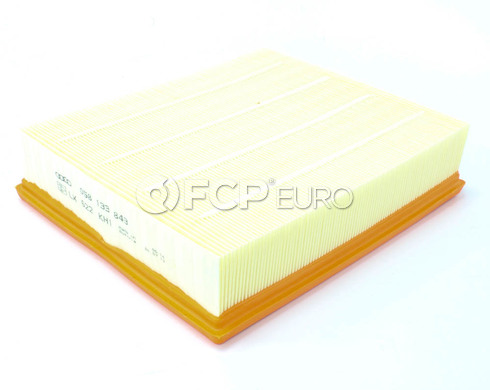 Audi VW Air Filter (A4 A6 Allroad S4 S6 Passat) - Genuine VW Audi 058133843