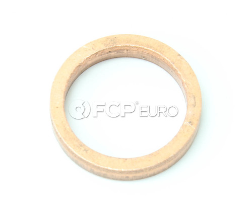 VW Audi Turbocharger Oil Line Gasket - Genuine VW Audi N0138128