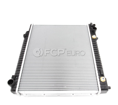 Mercedes Radiator (300CD 300D 300SD 300TD) - Nissens 1265003503A