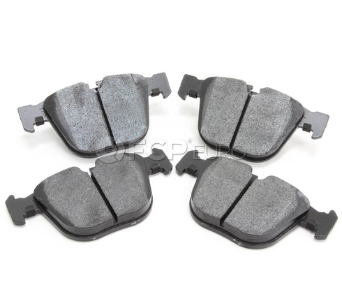 BMW HPS Brake Pad Set - Hawk HB630F.626