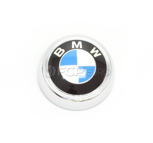 BMW Roundel Emblem - Genuine BMW 51147196559
