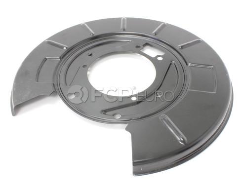 BMW Brake Dust Shield - Genuine BMW 34212227130