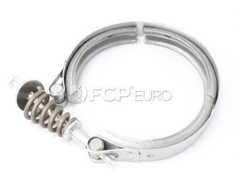 BMW Exhaust Clamp (335d X5) - Genuine BMW 18207793677