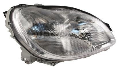 Mercedes Headlight Assembly Xenon Right (S430 S500 S600) - Hella 2208201261