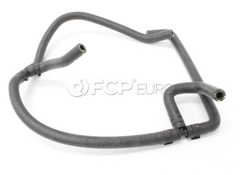VW Engine Coolant Recovery Tank Hose Upper (Beetle) - Genuine VW Audi 1C0122447M