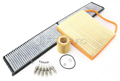BMW Inspection 2 Service Kit (E82 E88 E90 E91 E92 E93) - Genuine BMW E9XSVC2KT2