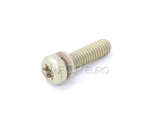 BMW Fillister Head Screw (318i 325 325i) - Genuine BMW 13541705561