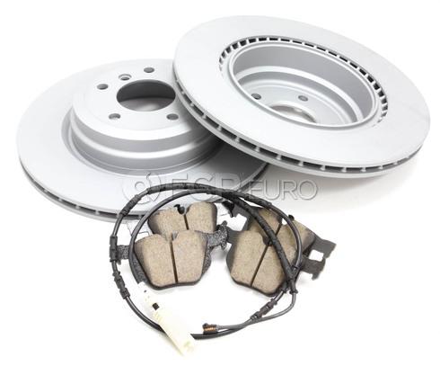 BMW Brake Kit Rear (E90 E92 E93) - Zimmermann/Akebono 34216855004KT6
