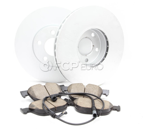 BMW Brake Kit - Brembo/Akebono 34116793245KTF1