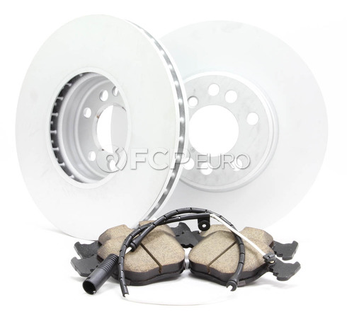 BMW Brake Kit Front (E53) - Brembo/Akebono 34116794304KT1