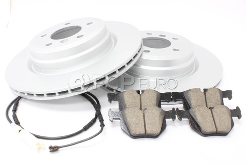 BMW Brake Kit Rear (E90 E92 E93) - Bosch/Akebono 34216855004KT7