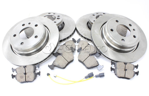 BMW Brake Kit - Balo/Akebono E34M5BK1