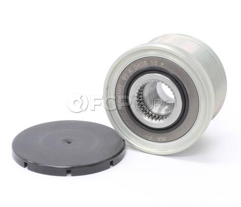 BMW Alternator Decoupler Pulley - INA 12317560678