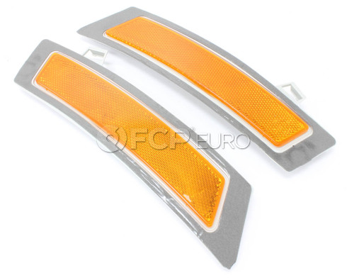 BMW Set Side Marker Light - Genuine BMW 63147274433