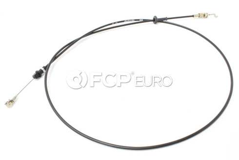 BMW Convertible Top Bowden Cable - Genuine BMW 51258227907