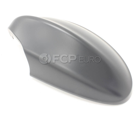 BMW Door Mirror Cover Left (E90 E91) - Genuine BMW 51167135097