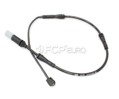 BMW Disc Brake Pad Wear Sensor Front - Genuine BMW 34356792289