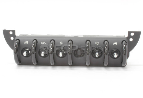 Mini Cooper Door Window Switch Panel - Genuine Mini 61316958036