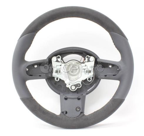 MINI JCW Leather Alcantara Steering (R50 R52 R53) - Genuine MINI 32300403545