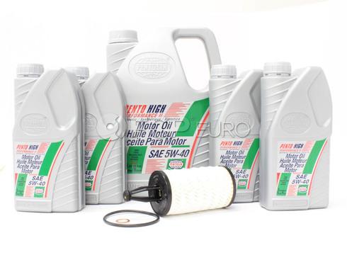 Mercedes Oil Change Kit - Pentosin M276OILKT3