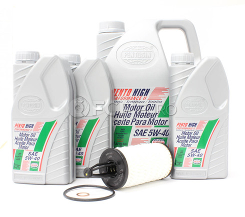 Mercedes Oil Change Kit (C300 ML350) - Pentosin M276OILKT2