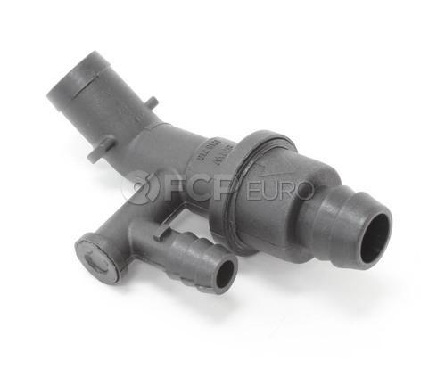 BMW Engine Crankcase Breather Hose Connector (850Ci 850i 750iL) - Genuine BMW 11151718713
