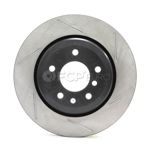 BMW Slotted Brake Disc - Stop Tech 126.34057SL