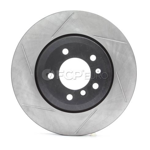 BMW Slotted Brake Disc - Stop Tech 126.34052SR