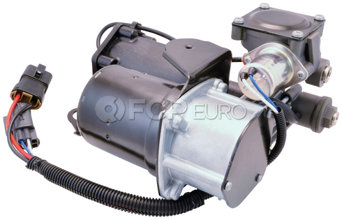 Land Rover Suspension Air Compressor (Range Rover) - Hitachi LR025111