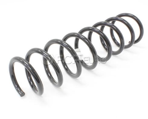 BMW Coil Spring Rear (745i 745Li 750i 750Li) - Genuine BMW 33536753497