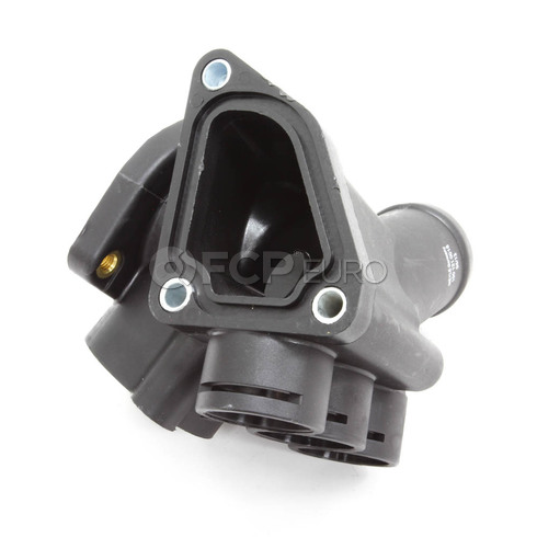 VW Engine Coolant Outlet Flange (Golf Jetta Passat) - CRP 021121117A
