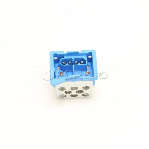 BMW Blower Motor Resistor (E32 E34) - Genuine BMW 64118391699
