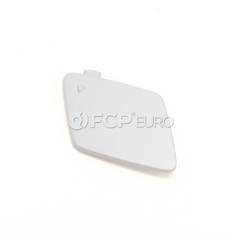 BMW Cover Towing Eye Bumper Front. - Genuine BMW 51112147222