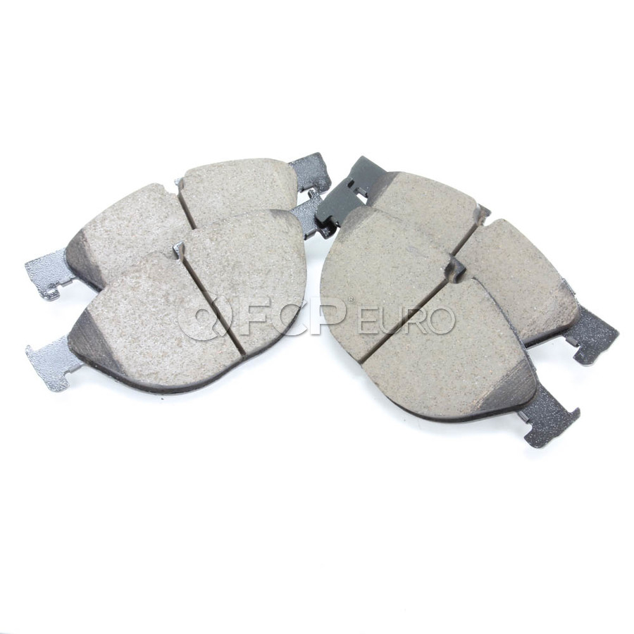 BMW Brake Pad Set - Akebono EUR1409