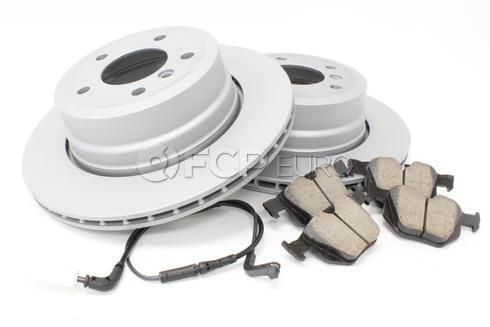 BMW Brake Kit - Zimmermann/Akebono 34216864053KTR5