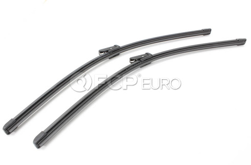 VW Windshield Wiper Blade Set (Beetle) - Valeo OEM 5C1955425