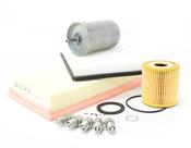 Volvo Maintenance Kit (C70 S70 V70) - Mann KIT-P80TUNE5TLATEKT2