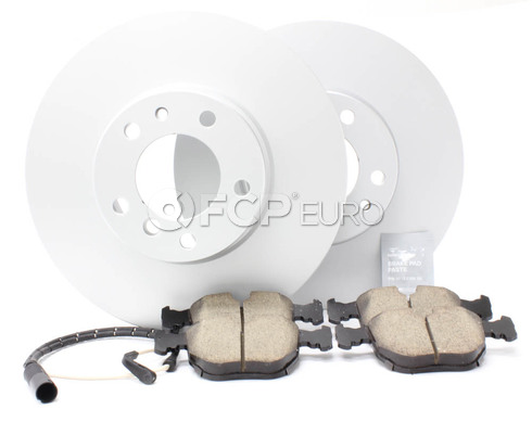 BMW Brake Kit - Meyle/Akebono 34116757747KT2