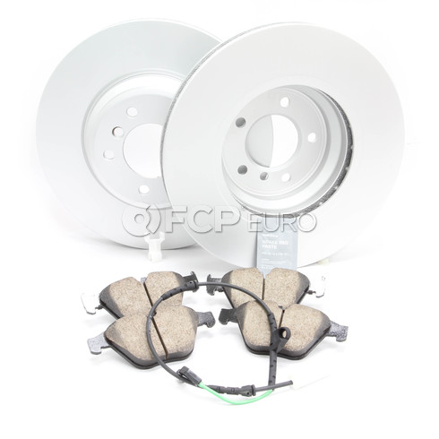 BMW Brake Kit - Meyle/Akebono 34116855000KTF2