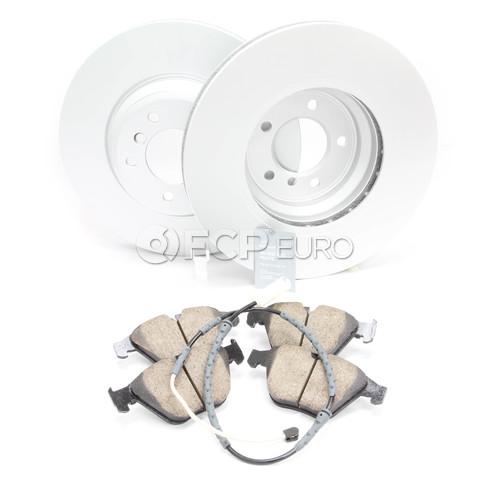 BMW Brake Kit - Meyle/Akebono 34116855000KTF12