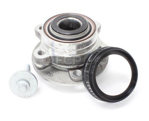 Volvo Axle Bearing and Hub Assembly Front (XC90) - Genuine Volvo 31406300