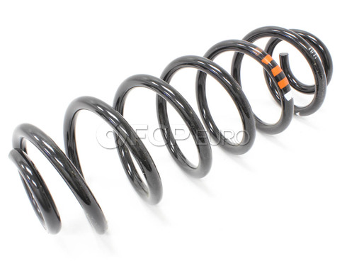 VW Coil Spring Rear - Genuine VW Audi 1K0511115DE